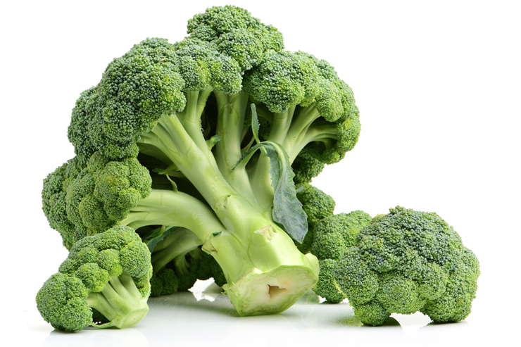 Alimentos alcalinos: brócoli