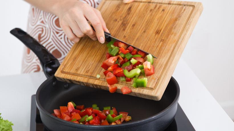 cocinar con agua alcalina