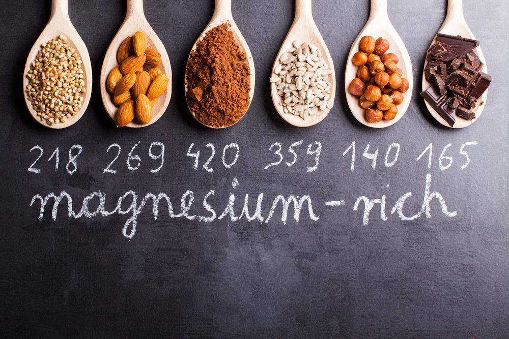 Propiedades y beneficios del magnesio